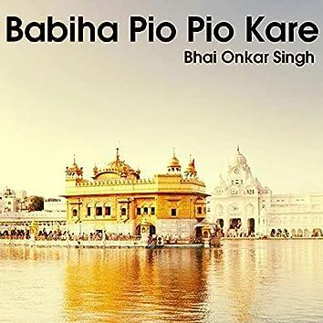 Babiha Pio Pio Kare (Shabad Gurbani Kirtan)