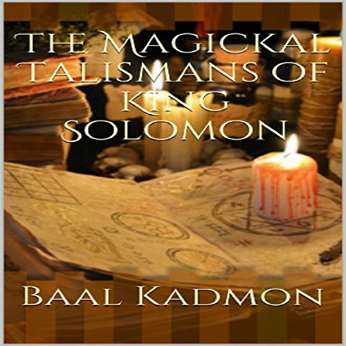 The Magickal Talismans of King Solomon cover art