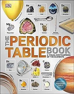 DK 元素周期表百科书:一本关于化学元素的视觉百科 英文原版 The Periodic Table Book DK少儿百科 精装 附元素周期表海报