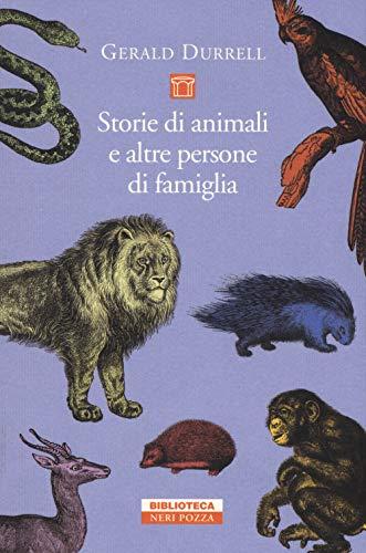 Storie di animali e altre persone di famiglia