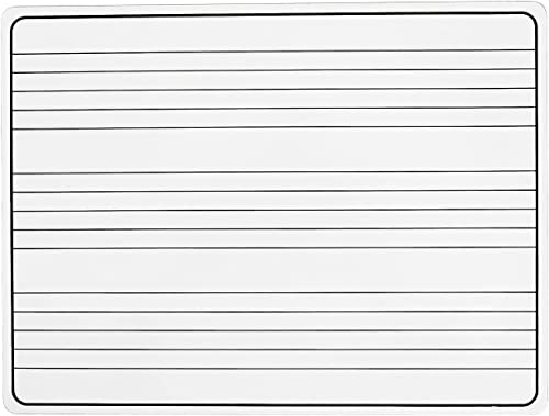 """wholesale Dry Erase Music Staff White Board, sale Single Sided 9 x 11.875"""" Home or School 2021 Use outlet sale"""