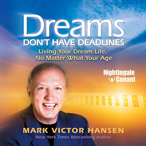Dreams Don't Have Deadlines cover art