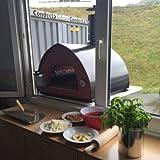 Holz und gas pizzaofen Bollore, italienisch gartenöfen für...