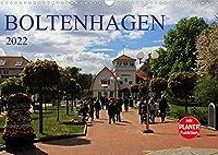 Boltenhagen 2022 (Wandkalender 2022 DIN A3 quer): Das Ostseebad Boltenhagen - ein Kleinod an der mecklenburgischen Ostseekueste. (Geburtstagskalender, 14 Seiten )