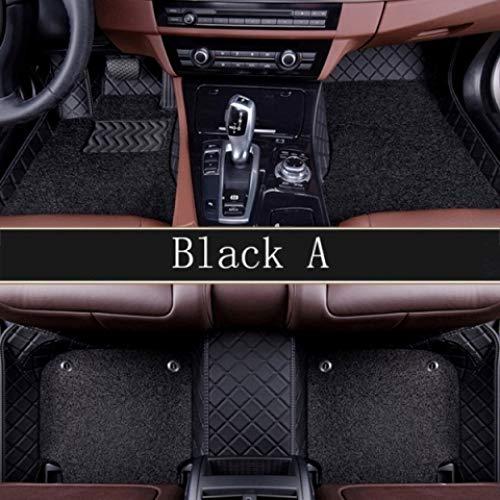 N/A Auto Bodenmatte Wasserdichtes Leder Teppichfutter, für Nissan Altima Rouge Murano Sentra