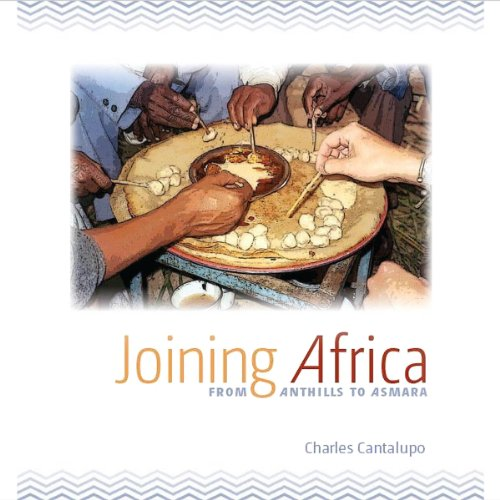 Joining Africa audiobook cover art