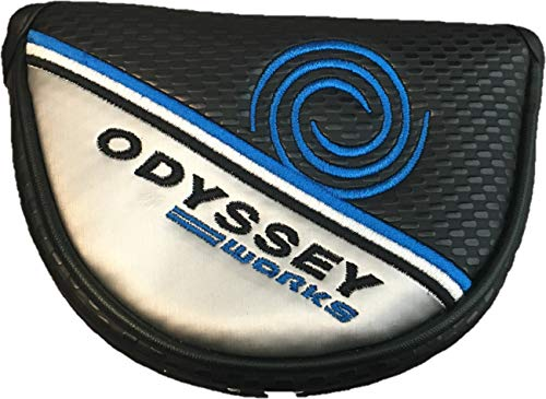 ODYSSEY New Works Small Mallet Putter Cover Headcover