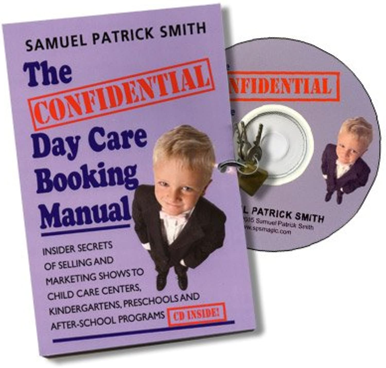 Murphys Confidential Day Care Booking Manual w CD by Samuel Patrick Smith B00FM0C3EY Sofortige Lieferung    | Tadellos