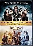 Snow White & The Huntsman / The Huntsman: Winter's War 2-Movie...