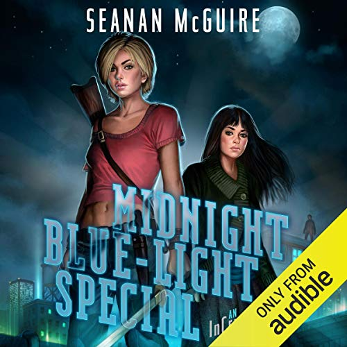 Midnight Blue-Light Special     An Incryptid Novel, Book 2              By:                                                                                                                                 Seanan McGuire                               Narrated by:                                                                                                                                 Amy Finegan                      Length: 10 hrs and 51 mins     22 ratings     Overall 4.6
