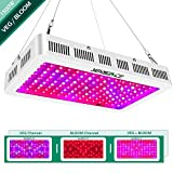 Yehsence 1500w LED Grow Light with Bloom and Veg Switch, Triple-Chips...