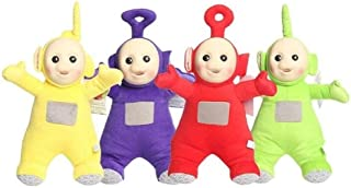 Lifelike, fun and interesting Soft toy 4pcs/set 25CM Toys & Hobbies Stuffed Dolls Teletubbies Vivid Dolls Plush Toys