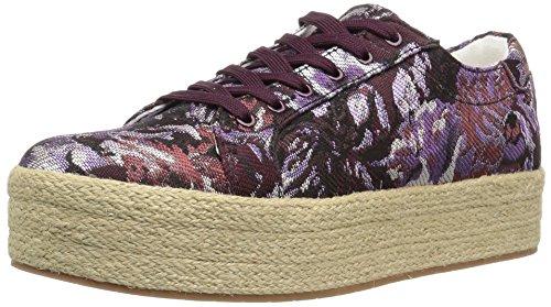 Kenneth Cole Damen Allyson Sneaker, Violett (Purple Multi), 38 EU