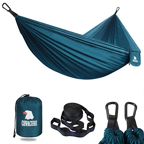 Camping Hammock - Lightweight Hammock, Portable Hammocks for Indoor, Outdoor, Hiking, Camping,...