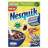 Nesquik Cereali Barchette di Cereali Integrali al Cioccolato, 375 gr
