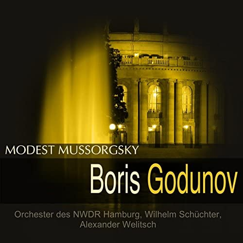Orchester des NWDR Hamburg, Wilhelm Schüchter, Alexander Welitsch