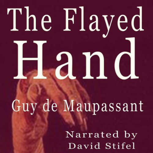 The Flayed Hand audiobook cover art