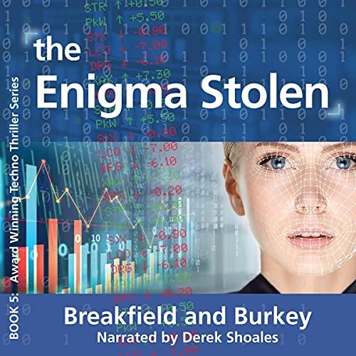 The Enigma Stolen cover art