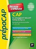 PREPACAP - CAP Accompagnant éducatif petite enfance Epreuves professionnelles - N°2