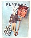 September 1966, Playboy Magazine - Vintage Men's Adult Magazine Back Issue