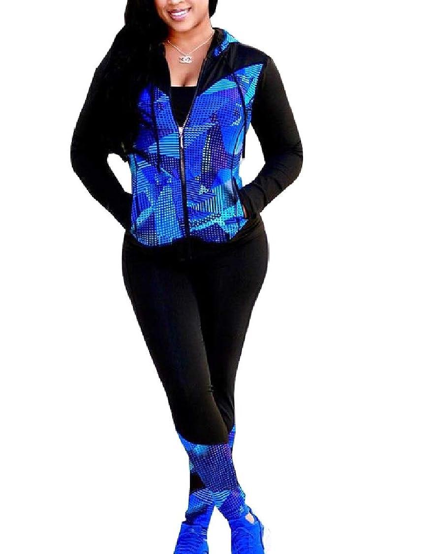 歌ジャンク厚くする女性のナイトクラブプレミアムステッチトップ+ロングパンツbodyconジャンプスーツ