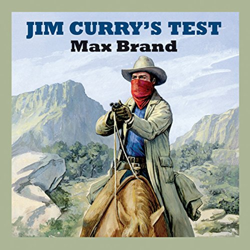 Jim Curry's Test audiobook cover art