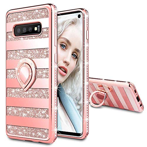 galaxy s10 ring kickstand case