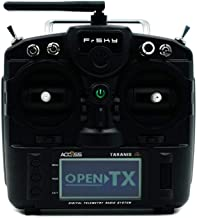 FrSky Taranis X9 Lite 24 Channels Access Radio Transmitter for RC Drone FPV Racing (Black)