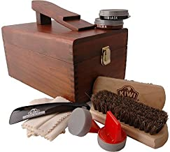 kiwi shoe shine box