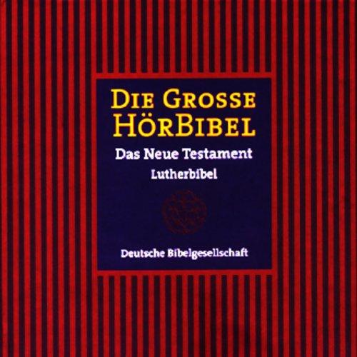 Die Große Hörbibel: Das Neue Testament audiobook cover art