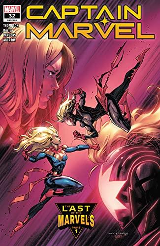 Captain Marvel (2019-) #32 (English Edition)