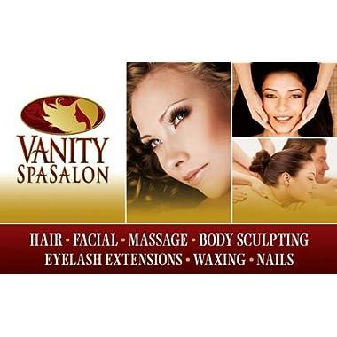 Vanity Spa Gift Card