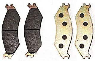 UFP by Dexter DB-42#33016 Disc Brake Pads (One Axle Set)