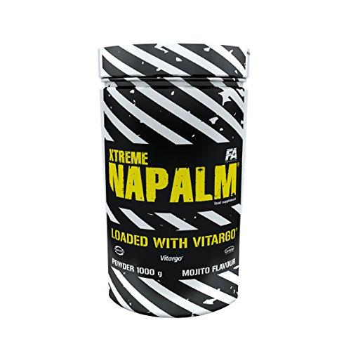 FA Xtreme Napalm + Vitargo Ananas Kiwi 1kg