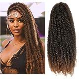 Marley Hair 24 Inch Marley Braiding Ombre...