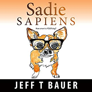 Sadie Sapiens audiobook cover art