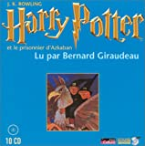 Harry Potter et le Prisonnier d'Azkaban (coffret 10 CD)