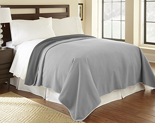 Mambe 100% Waterproof Furniture Cover for Pets and People (King/Queen 90'x90', Dove-Slate)