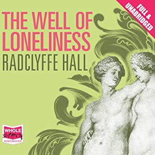 The Well of Loneliness audiobook cover art