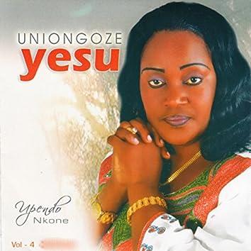 Uniongoze Yesu, Vol. 4