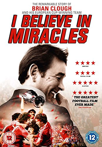 Brian Clough: I Believe in Miracles [DVD] [UK Import]
