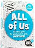 All of Us - The Family Trivia Game for All Generations - Gen Z, Gen Y, Gen X & Baby Boomers - by What Do You Meme?