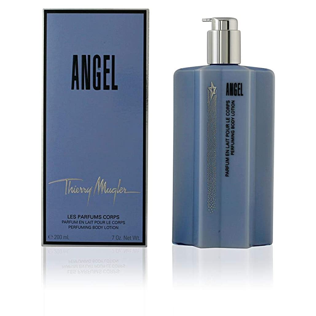 逃げる確かにプリーツThierry Mugler Angel Body Lotion 200 ml