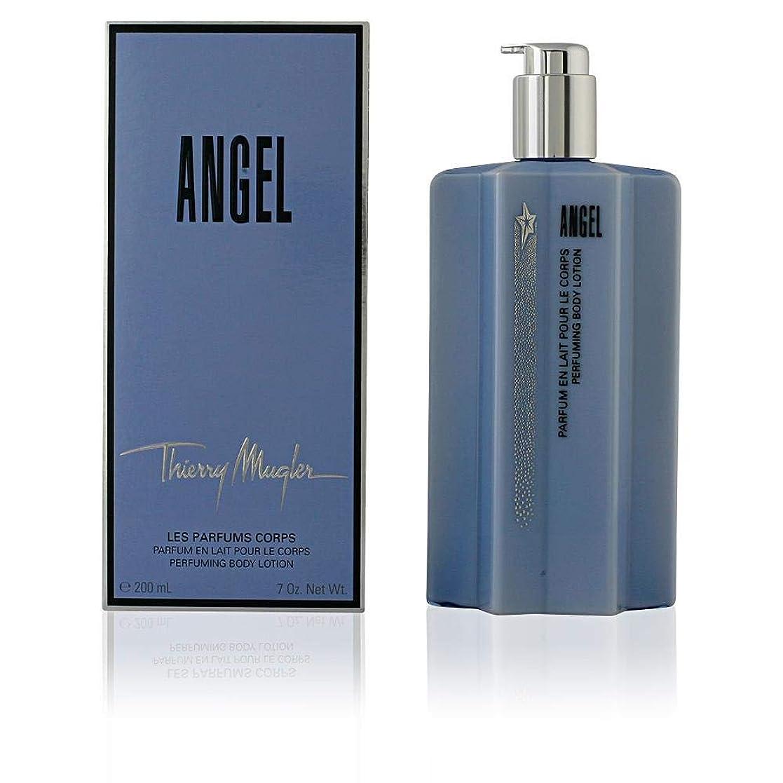フェードアウト不満欠点Thierry Mugler Angel Body Lotion 200 ml