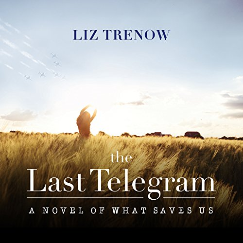 The Last Telegram audiobook cover art