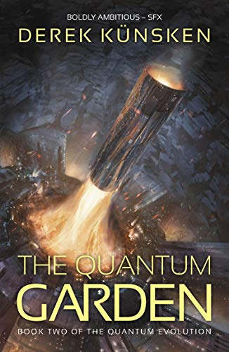 The Quantum Garden (The Quantum Evolution Book 2) (English Edition)