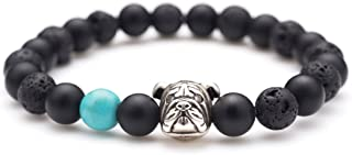 english bulldog bracelet