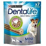 Purina DentaLife Mini Tägliche Zahnpflege-Snacks für kleine Hunde, 5er Pack (5 x 115 g)