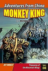 Monkey King Volume 08: Treasures of the Mountain Kings
