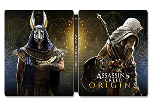 Assassin's Creed Origins - Steelbook  [Enthält kein Spiel]